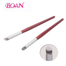 New Design Blooming Brush Nail Painting Brushes Wood Handle Nail Art Tools