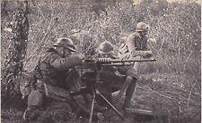 CPA 208 -  Militaires - Mitrailleuse de Cavalerie