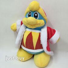 "Kirby Triple Deluxe King Dedede Plush Soft Toy Stuffed Animal Doll Teddy 10"" NWT"