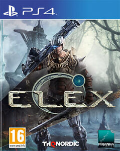 ELEX PS4 Playstation 4 THQ