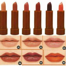 6Pcs Makeup Set Long Lasting Lipstick Waterproof Matte Velvet Lip Gloss C D W3Y4