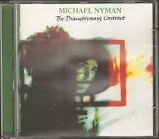 MICHAEL NYMAN The Draughtsman's Contract NEW CD REMASTER 2006 Peter Greenaway