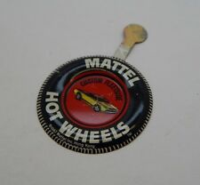 Redline Hotwheels Button Badge Metal Hong Kong Custom Fleetside R17306