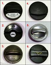 Assorted BMW Mercedes Oil Filler & Fuel Petrol Caps
