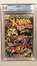 X-Men #94 CGC 4.0 Key Issue (2nd Appearance of the New X-Men) New Slab