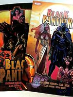 Marvel Black Panther- Bride & Bad Mutha Lot Reginald Hudlin Scot Eaton Klaus Jan