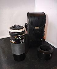 Tamron Adaptall 2 80-210mm 1:3 .8 1:4/210 CF Tele Macro Lente Canon Fd Monte #EE