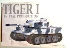 Dragon Armor 61003 German Tiger I Heavy Tank Winter Camo Initial Production 1/35