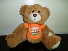 Tim Hortons Camp Day Charity Teddy Bear Collectible Stuffed Toy 2013