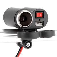 12V moto moto USB chargeur adaptateur secteur prise téléphone GPS étanche SH