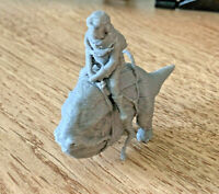 Kuiil with Blurrg Mount from Mandalorian TV Series (Star Wars Legion) 3D