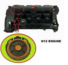 NEW PCV VALVE COVER 11127646554 Repair Kit Mini Cooper Engine N12