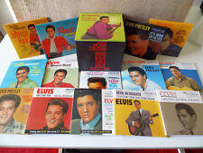 Elvis Presley - LIMITED EDITION UK 18 CD SINGLES BOXEN-SET 18 UK #1s