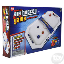 Table Top Crash Air Hockey Table Game Toy 21""
