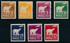 [58471] Norway Airmail good set Mh Very Fine stamps