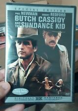 Butch Cassidy and the Sundance Kid 1969(Dvd,Special Edition)New - Free Shipping