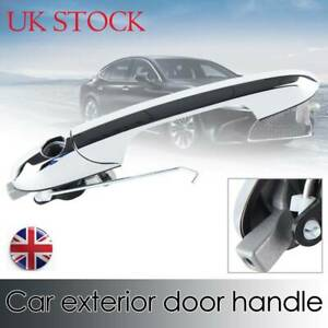 Genuine For Fiat 500 Offside Right Driver Side Chrome Outer Door Handle735592012