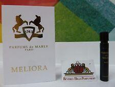 MELIORA BY PARFUMS DE MARLY EAU DE PARFUM SPRAY SAMPLE 0.04 OZ / 1.2 ML NEW