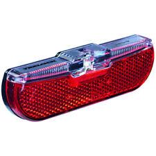 Trelock LS 613 Duo Plano LED fahrrad-rücklicht M Luces de costado F bujes /