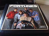 Fortunes vinyl LP album record The Fortunes UK LK4736 DECCA 1965