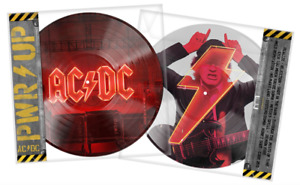 AC/DC - Power up Exclusive Limited Edition Picture Vinyl LP NEU OVP PWR UP