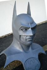 Michael Keaton Life Size Bust 1:1 Resin Movie Prop 1989 Batman