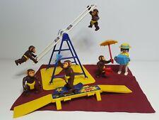 Dificil Monos Circo Playmobil 3726 Antiguo Circus Romani Chimpance Acrobata