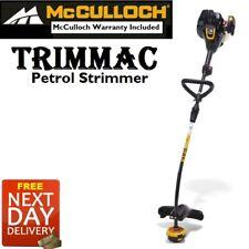 New McCulloch TrimMac Petrol Strimmer / Grass Trimmer 25cc Split Shaft Trim Mac