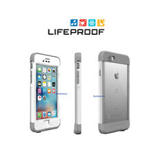 """Lifeproof Nuud Series Waterproof Case for iPhone 6S Plus 5.5"""" - White / Grey"""