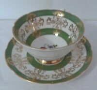 Royal Grafton Fine Bone China England Tea Cup & Saucer