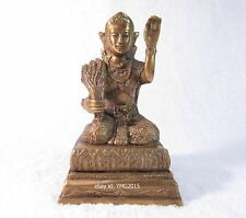 """The Vintage """"Goddess of rice"""" Thai Amulet for Abundance and Wealth"""