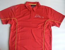 A1 World Cup Motorsport CHN CHINA Polo Shirt Men's Size S NEW TAGS