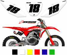 HONDA CRF 150 250 450 250 X 450 X MOTOCROSS BACKGROUNDS DECALS - COMP2