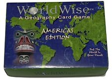 World Wise - A Geography Card Game - Americas Edition