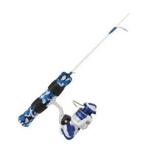 "Clam Ice Sniper Combo 25"" Medium Light #9996 Ice Fishing Jigging Rod"