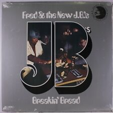 Fred Wesley & The New JB's  - Breakin' Bread -180 Gram - New Vinyl Record LP