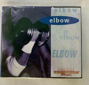 NIKKEN Kenkotherm Elbow Wrap White Size Large L-1743 New & Sealed