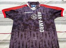 AFC AJAX 1996-1997 AWAY SHIRT JERSEY TRIKOT MAGLIA UMBRO TG. M