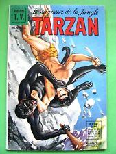 Sagedition TARZAN / N° 6 / VEDETTE TV 1968