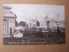British Empire  Exhibition   postcard   please scroll down