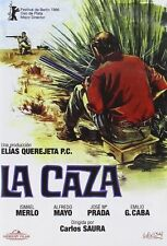 LA CAZA (1966) **Dvd R2** Ismael Merlo, Alfredo Mayo Carlos Saura