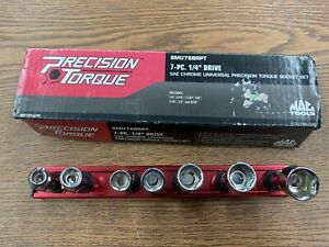 MAC Precision Torque Socket Set