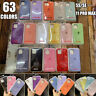 ORIGINAL SILICONE CASE FOR IPHONE 11 PRO 7 8 6 6S PLUS XR X XS MAX 5 5S SE COVER