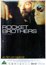 Rocket Brothers NEW PAL Documentary DVD