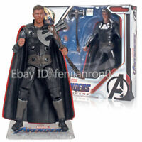 ZD Toys Thor Avengers Legends Heroes Endgame 7in Action Figure Kid Gifts Toys