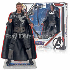 Thor Avengers Legends Heroes Endgame 7in ZD Toys  Action Figure Kid Gifts Toys