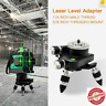 360 Laser Level Adapter for 12 Lines 3D Green Beam Self-leveling Laser Level HOT