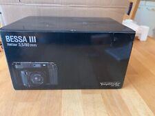 Voigtländer Bessa III 667W Fujifilm GF670W Medium Format 120 220 Rollfilm Camera