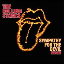 ROLLING STONES SYMPATHY FOR THE DEVIL Remix SEALED CDS