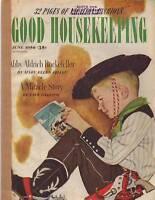 1950 Good Housekeeping June-Abby Aldrich Rockefeller